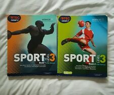 BTEC Level 3 National Sport Book 1 and 2 paperback