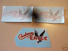 CUSHMAN EAGLE SCOOTER MOTORBIKE VINTAGE CUSHMAN DECAL