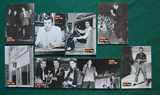 8 x Elvis Presley Photo Collector Cards - 'Early Days'