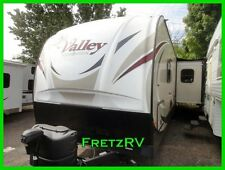 2015 Evergreen RV Sun Valley 32RL Rear Living Travel Trailer 2 Slides Low Reserv