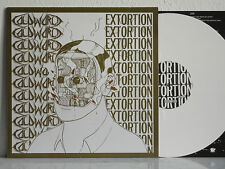 "EXTORTION / COLD WORLD White Limited Edition First Press Split LP 12"" Sick RSR"