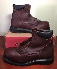 Red Wing Boots 2406 Steel Toe Safety Work Boots Leather New in Box Pick Size