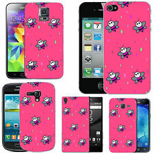gel case cover for many mobiles -  blush pink bee droplet.silicone