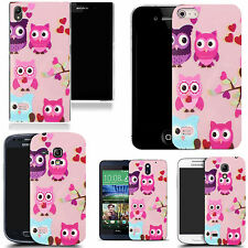 motif case cover for many Mobile phones  - virtue owls
