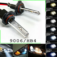 55W HID Replacement Bulb Xenon Fog Light 9006 HB4 6000K White 8K 10K For Toyota