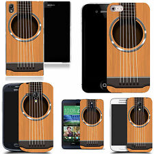 gel rubber case cover for  Mobile phones - guitar strings silicone
