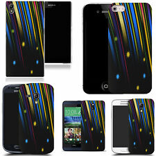 gel case cover for many mobiles - falling star  silicone