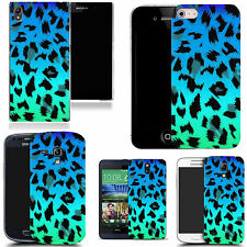 gel case cover for many mobiles - freezing fur silicone
