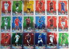 MATCH ATTAX 2012-2013 - STAR PLAYER - TOP MINT - selection / choose