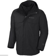 Columbia mens Bugaboo Omni Heat 3 in 1 waterproof winter coat jacket parka