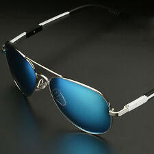 Men Fashion Aluminum Polarized Sunglasses Driving Eyewear Glasses Shades Glasses