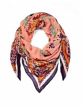 New York & Company Eva Mendes Collection Floral Scarf - New with Tags
