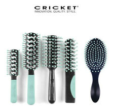 Cricket - Static Free - (LITE BLUE)  COMFORT COLLECTION  - CHOOSE A HAIR BRUSH