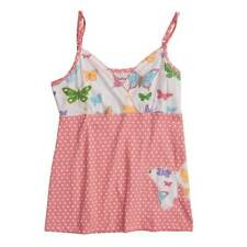 HATLEY CRISS CROSS SOCIAL BUTTERFLY PAJAMA TOP CAMISOLE NEW WITH TAGS
