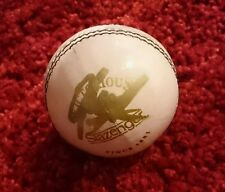 Shane Warne signed cricket ball / Australia / Ashes ... COA