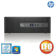 NEW HP ProDesk 400 G3 400PRO(T9Z08PA)  Small Form Factor PC - Core i3