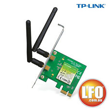 NEW TP-Link (TL-WN881ND) 300Mbps Wireless N PCI Express Adapter
