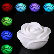 Romantic Color Changing LED Night Light Glowing Light for Xmas KTV Bar Cafe X2L3
