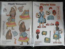 La Pashe Decoupage FLIPPIN' TEENAGERS - Various to choose from