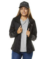 New The North Face Womens Resolve Outerwear Shell Jacket Womens Coats Black