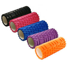 Gym Exercise Fitness Floating Point Foam Yoga Roller Physio Massage Pilates Gear