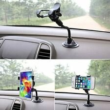 Universal 360°Rotating Car Windshield Mount Holder Stand Bracket for Phone New E
