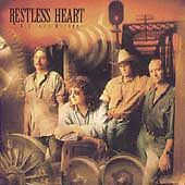 RESTLESS HEART Big Iron Horses CD 1992 RCA BMG Records country music