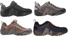 MERRELL Intercept Mens Hiking Outdoor Shoes Sneakers Leather all UK Sizes