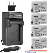 Kastar Battery and Normal Charger Kit for Canon LP-E8 EOS Rebel T2i T3i T4i T5i