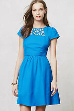 NIP Anthropologie Aria Dress by Maeve Sz 12 Petite $168