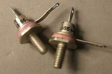 High Current Stud Rectifier Diodes with NTE Equivalents - NEW with hardware