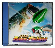 SEGA BASS FISHING (PAL Dreamcast Game) Sega DC D