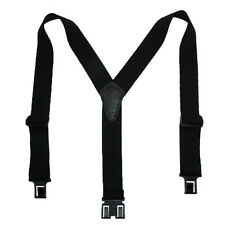 New Perry Suspenders Men's Elastic Ruf-N-Tuf Hook End Suspenders (Reg & Tall)
