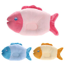 Baby Infant Newborn Sleep Positioner Pillow Cushion Prevent Flat Head Fish Shape
