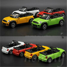 Convertible Model Cars 1:32 Alloy Diecast Toy Car With Sound&Light Kids Gifts