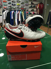 NIKE SHOES SHOES FOOTBALL NIKE TIEMPO LEGACY II AG LIQUID CHROME WHITE 2015/2016