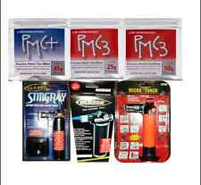 PMC Precious Metal Clay PMC3 25g or 50g & PMC+ 45g  - Torches Blazer