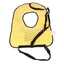 Inflatable Life Jacket Buoyancy Snorkeling Vest Float Ring Suit for Adults Kids