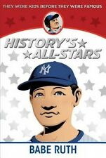 Babe Ruth (History's All-Stars) by Guernsey Van Riper Jr