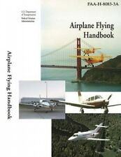 Airplane Flying Handbook (Color) by Federal Aviation Administration