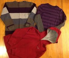 Boys Lot Of 2 Shirts Size 8 Medium Gap and Helix and Zip up Hoodie by Champion