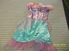Ariel Costume Sz 4-6X.Disney. Creative Design.Beautiful  New