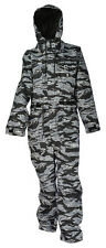 NWT Technine TACTICAL COVERALL ONE PIECE Snowboard SNOW CAMO SMALL-2XLARGE DS16