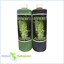 Advanced Nutrients Jungle Juice Grow Bloom Micro Base Nutrients Hydroponics