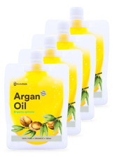 100% ORGANIC MOROCCAN ARGAN OIL 500ml - NO ADDITIVES  ***FREE SHIPPING***