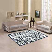 Home Decoration Custom Moroccan Trellis Area Rug Cover Floor Rug Carpet Cover