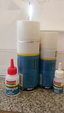Soudal Superglue 20gm, 50gm & Activator 200ml, 400ml