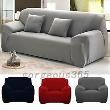 Slipcover Washable Stretch Elastic Sofa Protector Couch Silp Cover Seater