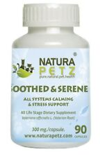 Soothed & Serene Dog & Cat All Systems Calming & Stress Support*