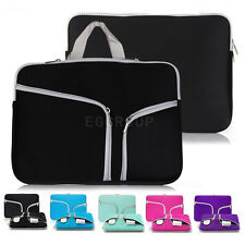 "Neoprene Notebook Sleeve Pouch Case Carry Bag Cover Protect For 14"" inch Laptop"